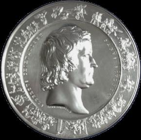 The Thorvaldsen Medal